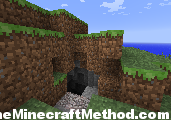 Best Minecraft Seeds | Cave Entrance Small