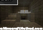Minecraft Seeds | Minecraft Stronghold | Staircase Image