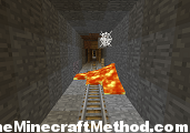 Minecraft Seeds | Minecraft Stronghold | Small Stronghold Image