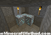 Minecraft Seeds List | Minecraft Seed This Fire | Diamond Ore Image