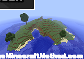 Minecraft Seeds List | Minecraft Seed This Fire | Desert Island Image