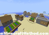 Minecraft Seeds | Minecraft Village | Small Minecraft Village