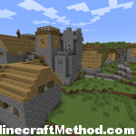 [Minecraft Seeds] NPC Village | Earth 1.0.0