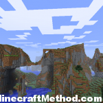 Minecraft Seeds | The Swan | Cool Mountain Range