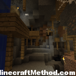 Minecraft Seeds 1.0.0 [-245672124] Room with floating chest