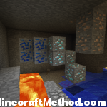 Diamonds!! Epic. Minecraft Seeds Earth with diamonds.