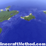 Minecraft 1.0.0 Seeds | themethod | desert islands