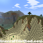 Minecraft Seeds 1.0.0 | Mountain Range