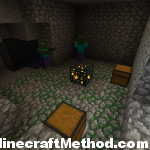 Minecraft Seeds | The Swan | Zombie Dungeon