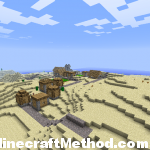 Minecraft Seeds for 1.0.0 | -245672124 | NPC Village