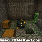 Minecraft Seeds 1.0.0 | The Swan | Dungeon Spawner