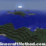 1.0.0 minecraft seeds | themethod | islands
