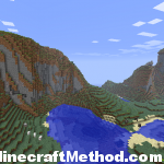 Minecraft Seeds List | Mountains in Minecraft seed EARTH for 1.0.0