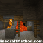 Minecraft 1.0.0 Seeds [The Swan] Lava Fortress