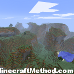 [Minecraft Seeds] Huge Mountain Range in seed EARTH