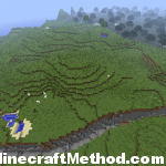 Minecraft Seeds | Chasm in field | EARTH 1.0.0