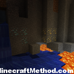 minecraft seeds for 1.0.0 | destroy | diamonds in chasm