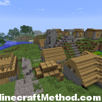Minecraft Seeds | NPC Village | Earth 1.0.0