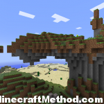 [Minecraft Seeds] [The Swan] [Mountain Overhang]