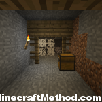 Minecraft Seed -245672124 | Chest in abandoned mineshaft