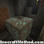 Best Minecraft Seeds | Diamond Ore Image