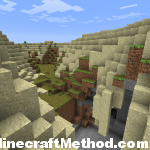 Minecraft Seeds | Nandemo | Sandy Caves