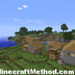 Minecraft Seeds Nandemo Minecraft Village