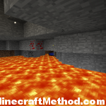 [Minecraft Seeds] [Nandemo] [Lava Lake with resources
