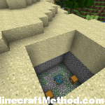 [Minecraft Seeds] Minecraft Seed pokeylucky | A Surface Level Dungeon