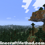 [Minecraft Seeds] Minecraft Seed pokeylucky | Panoramic Forest View