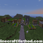 Minecraft Seeds | Minecraft Village | Minecraft NPC Village Location