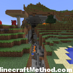 Minecraft Seeds | 311463682 | Crevice with Mooshroom