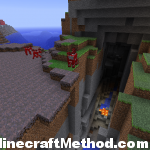 Minecraft Seeds 1.0.0 | 311463682 | Crevice with Mooshroom