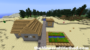 [Minecraft Seeds 1.0.0] 458384954 | npc village
