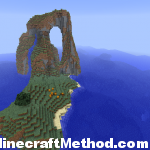 Minecraft 1.0.0 Seeds | 10082011 | Island view