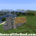 Minecraft 1.0.0 Seeds | -1986406786 | Small village