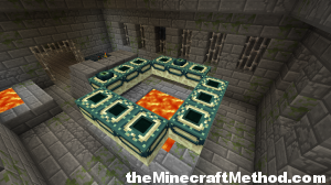 [1.0.0 Minecraft Seeds ] [458384954] | end portal
