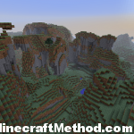 1.0.0 Minecraft Seeds | -1986406786 | Mountain range