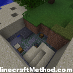 1.0 Minecraft Seeds | -74721468 | Surface Dungeon
