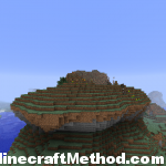 Minecraft Seeds | Minecon | Mountain Disc