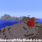 Minecraft 1.0.0 Seeds | Minecon | Mushroom Biome