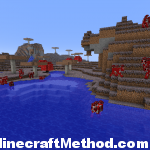 1.0.0 Minecraft Seeds | Minecon | Mushroom Biome