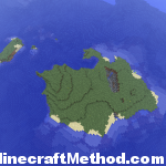 Minecraft Seeds | aquaman | Desert island