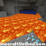 1.0.0Minecraft Seeds | aquaman | lava lake with diamonds