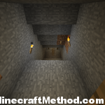 Minecraft 1.0.0 Seeds   aquaman   stairs and track