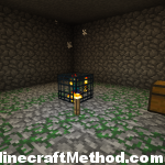 1.0.0 Minecraft Seeds | Disneyland | Dungeon near mineshafts