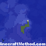 Minecraft Seeds 1.0.0 | Waterworld | Tiny Island