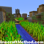 Minecraft Seeds for 1.0.0 | default | NPC Village