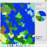 1.0.0 Minecraft Seeds | default | world map