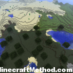 Minecraft Seeds| supermanreturns! | another 3 biomes